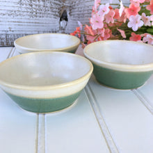 Small Beach Chic Kitchen Bowl Set of Three - Say Your Piece!