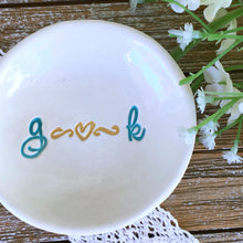 Couples Ring Dish - Personalized with Initials - Say Your Piece!