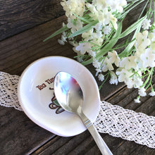 Tea Time Spoon Rest for Tea Lovers - Say Your Piece!