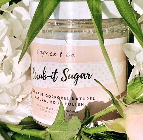Scrub-it-Sugar