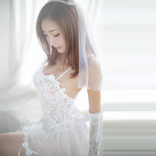Load image into Gallery viewer, Erotic Wedding Dress
