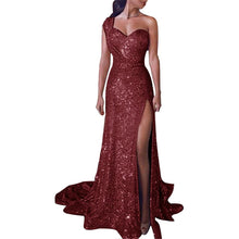Load image into Gallery viewer, Long Evening Party Dress