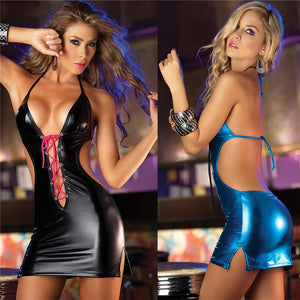 Hot Latex Erotic Lingerie