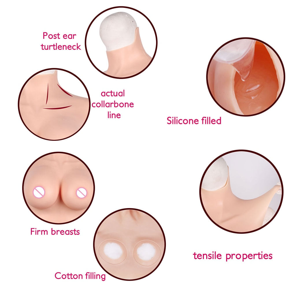 Silicone Breast Forms