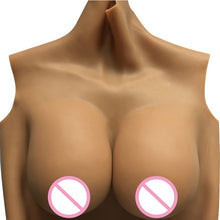 Load image into Gallery viewer, Fake Boobs Transgender C/D/E/G Cup Breast Forms Silicone