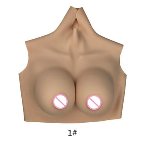 Crossdresser Transgender C Cup Silicone Breast Forms