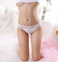 Load image into Gallery viewer, Sexy Panties Low Waist Hollow briefs