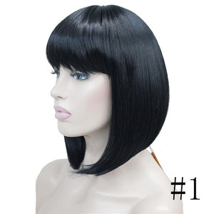 Open image in slideshow, Short Wig