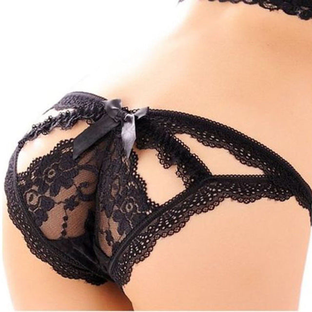 Sexy Panties Knickers Bikini Lingerie Hollow briefs
