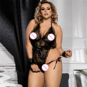 Open image in slideshow, Plus Size Sexy Lingerie