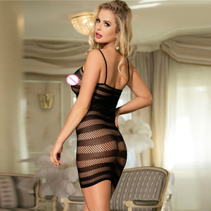Plus Size Sexy Lingerie Net Stockings Big Size