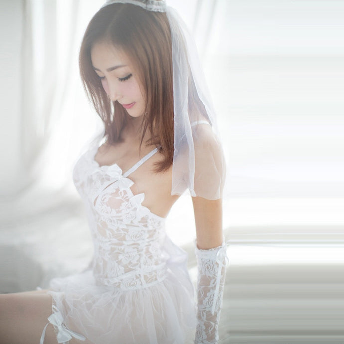 Erotic Wedding Dress