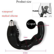 Load image into Gallery viewer, Anal G-spot Vibrator