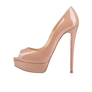 Thin High Heels - 5.9inches/15cm