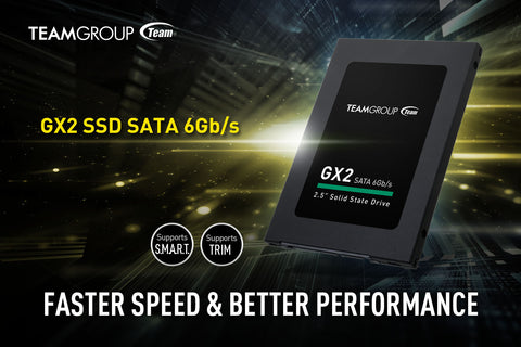 Team Group GX2 2.5  SATA III Internal Solid State Drive