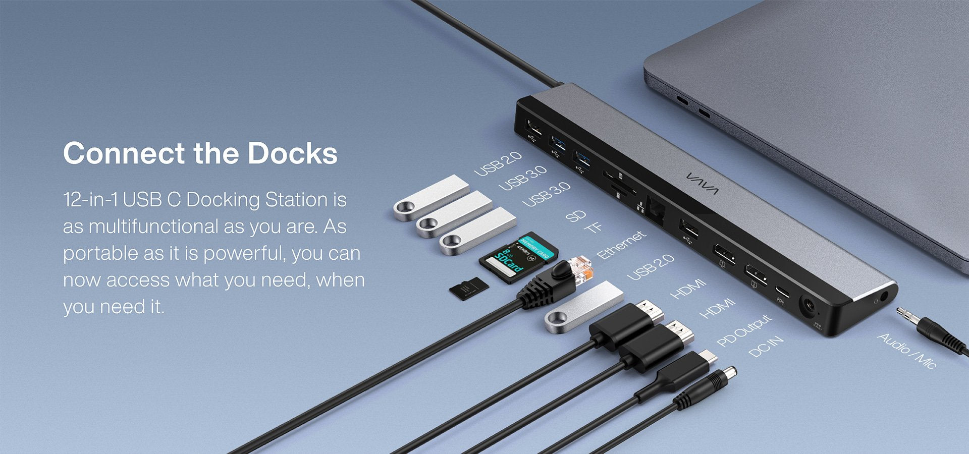usb c docking station hdmi usb