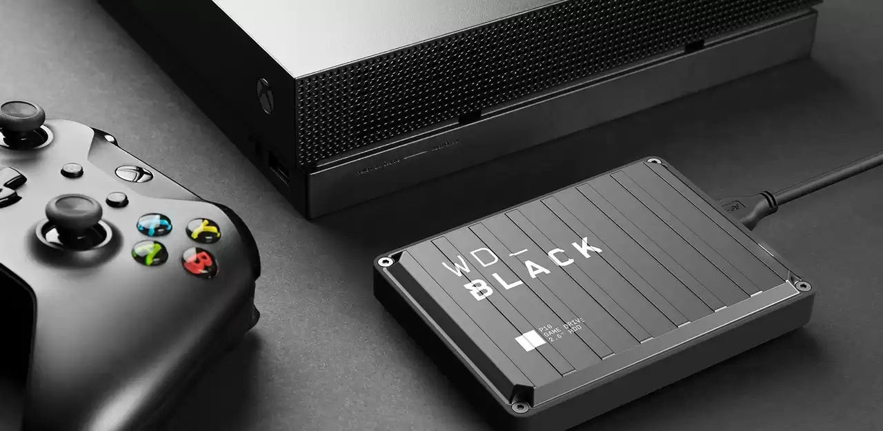 WD Black external HDD PS5 Xbox one