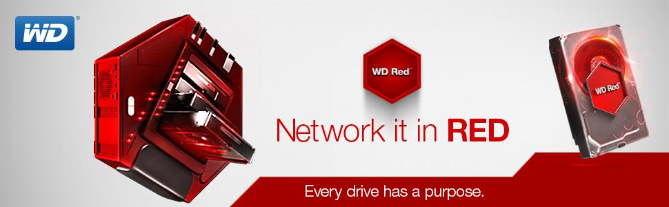 WD Red Plus NAS Hard Disk Drive