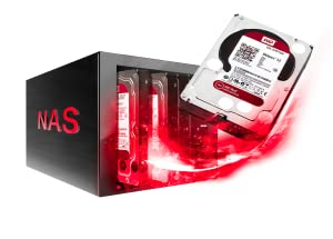 WD Red Plus NAS Hard Disk Drives