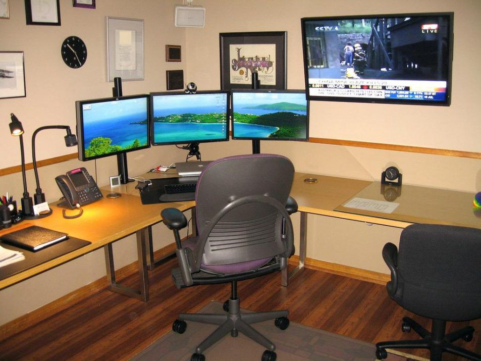 Small Business Home Office Setup