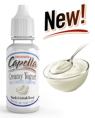 Creamy Yogurt (Cap)