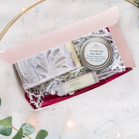 Soap and Balm Gift Set