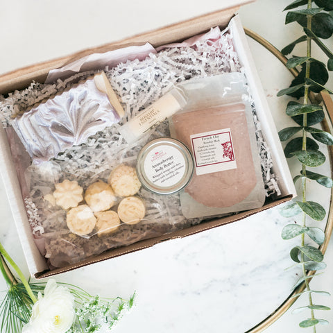 Truffle Spa Set