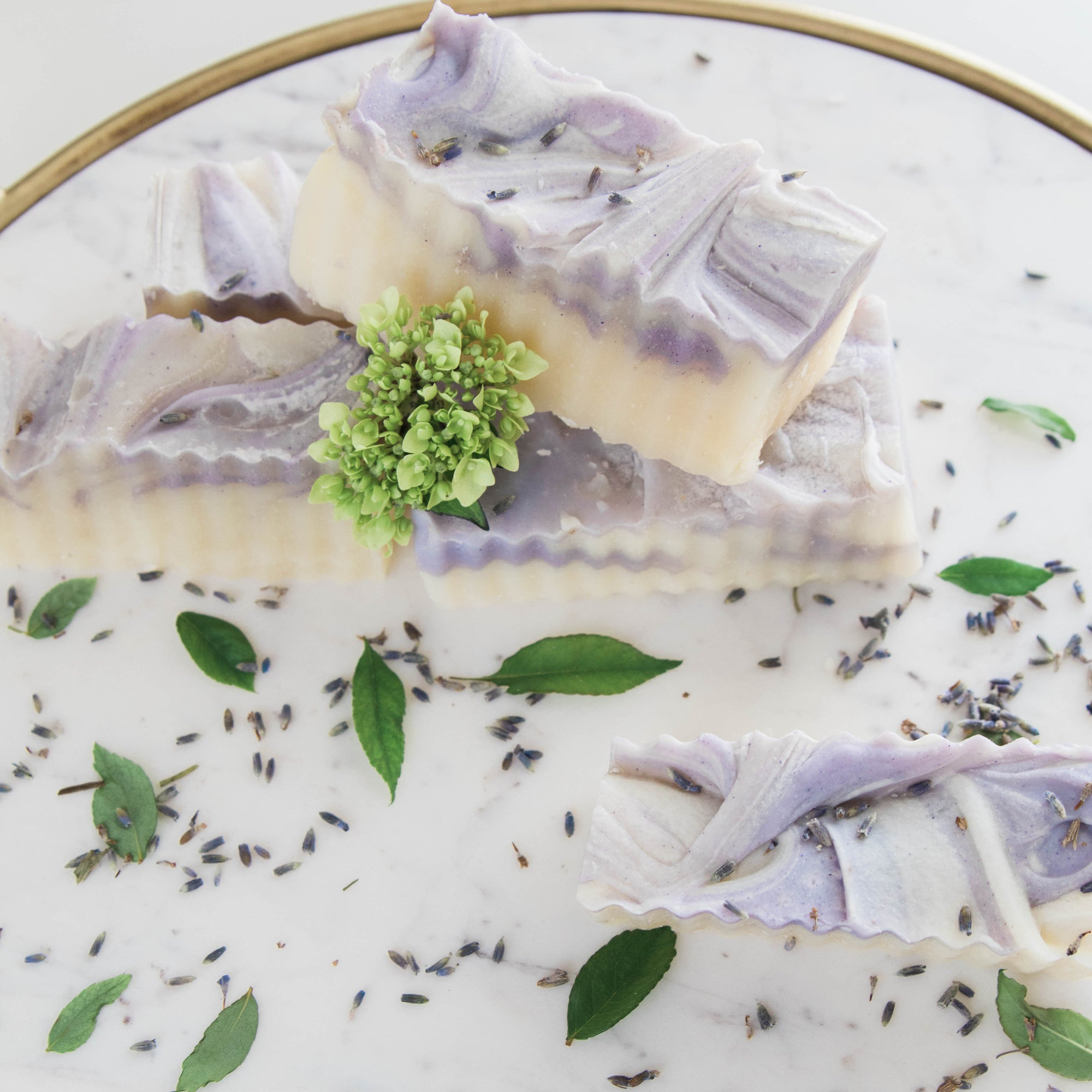 French Lavender Mint Soap