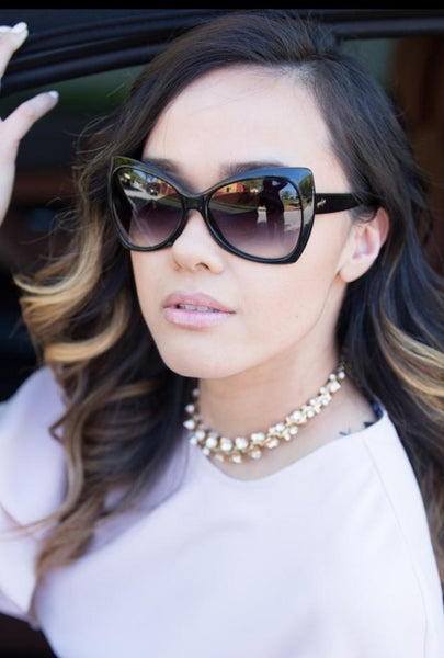 Over-Sized Cat-eye Sunglasses: Trending for 2020