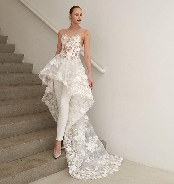 Non-Traditional Wedding Dresses for Today's Modern Bride