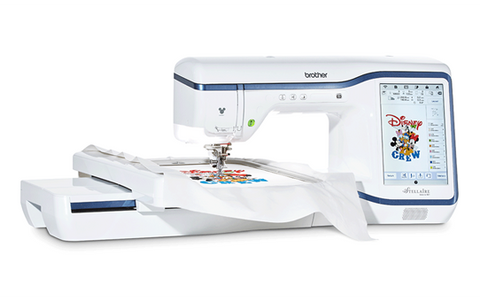 Brother Stellaire XE1 Embroidery Machine Launch September 2019