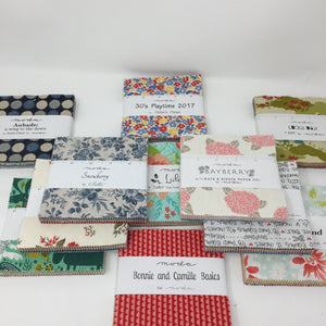 Charm Packs-Fabric Mouse Sewing Machines
