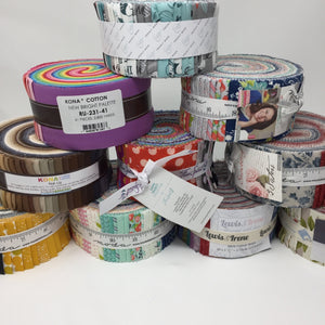 Jelly Rolls-Fabric Mouse Sewing Machines