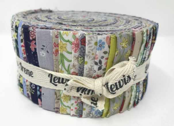 Lewis & Irene Fabulous Forties Jelly Roll