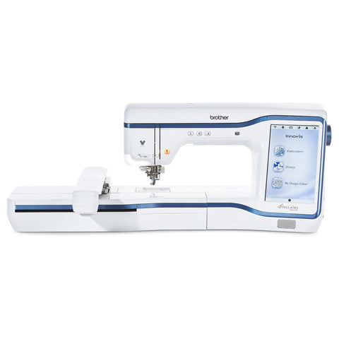 Brother Stellaire XE1 Embroidery Machine - Price Reduced + Free Trolley Set (£249.99)