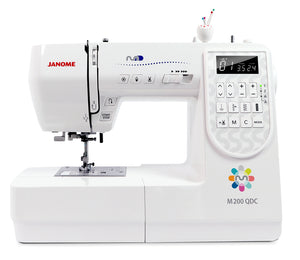 Janome M200 QDC - £50 Off