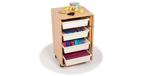 Horn Rolla Storage Sewing Cabinet