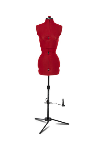 Supa Fit 8 Part Dressform Adjustable Dressmakers Mannequin