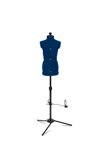 Junior 8 Part Dressform Adjustable Dressmakers Mannequin