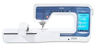 Brother Innovis V5LE Sewing & Embroidery Machine