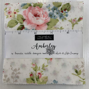 Ambesley Charm Pack Quilting Fabric Moda Charm Pack - Fabric Mouse