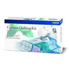 Brother Creative Quilting Kit for Innovis 10,15,20,27,30,35,50,55 Brother Quilting Kit's - Fabric Mouse