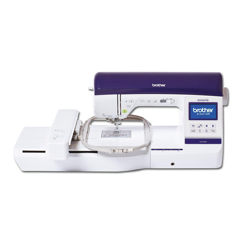 Brother Innovis 2600 Embroidery Machine Brother Embroidery Machines - Fabric Mouse
