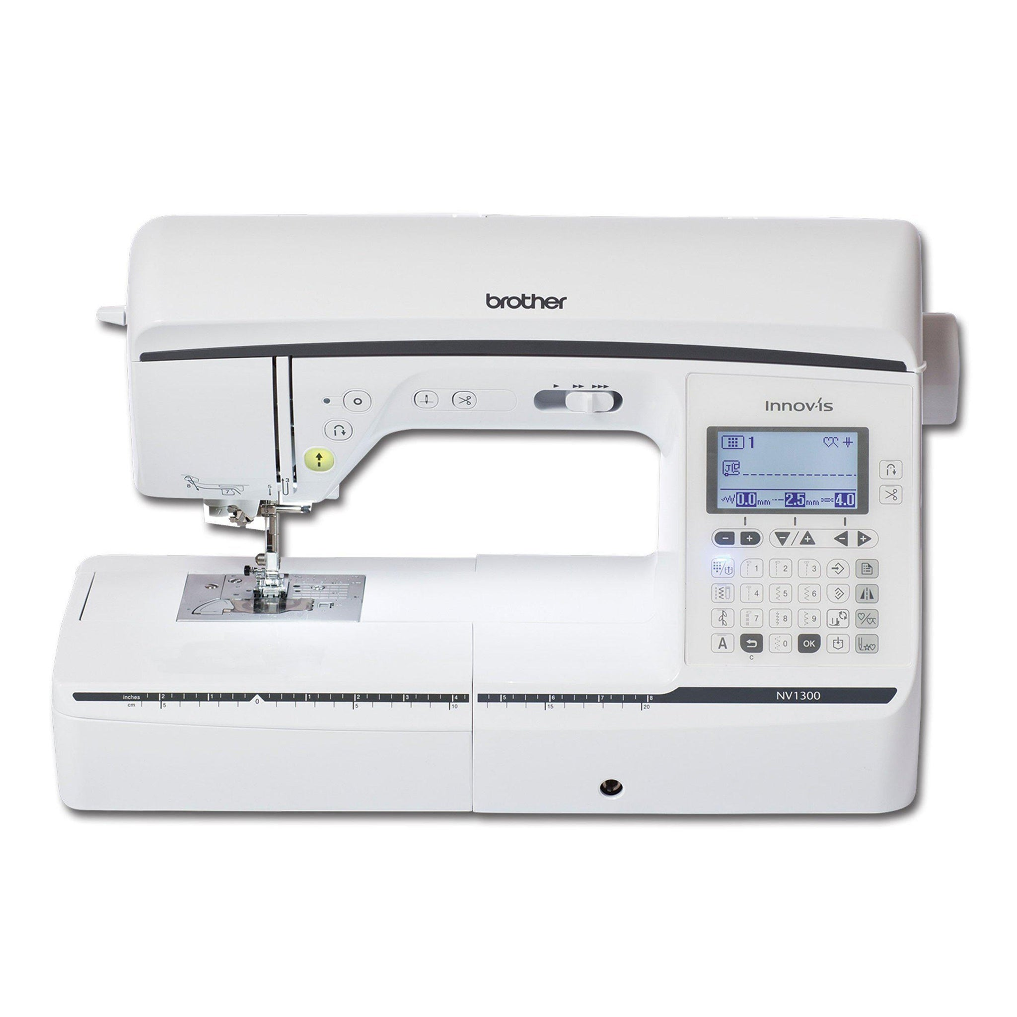 Brother Innovis NV1300 Brother Sewing Machines - Fabric Mouse