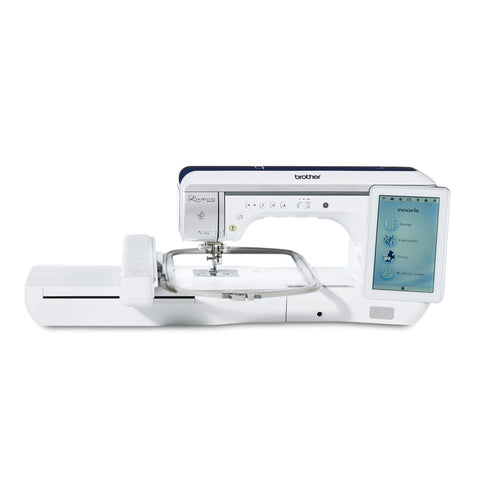 Brother Luminaire XP-1 - Free PE-Design 11 until July 31st! Brother Embroidery Machines - Fabric Mouse