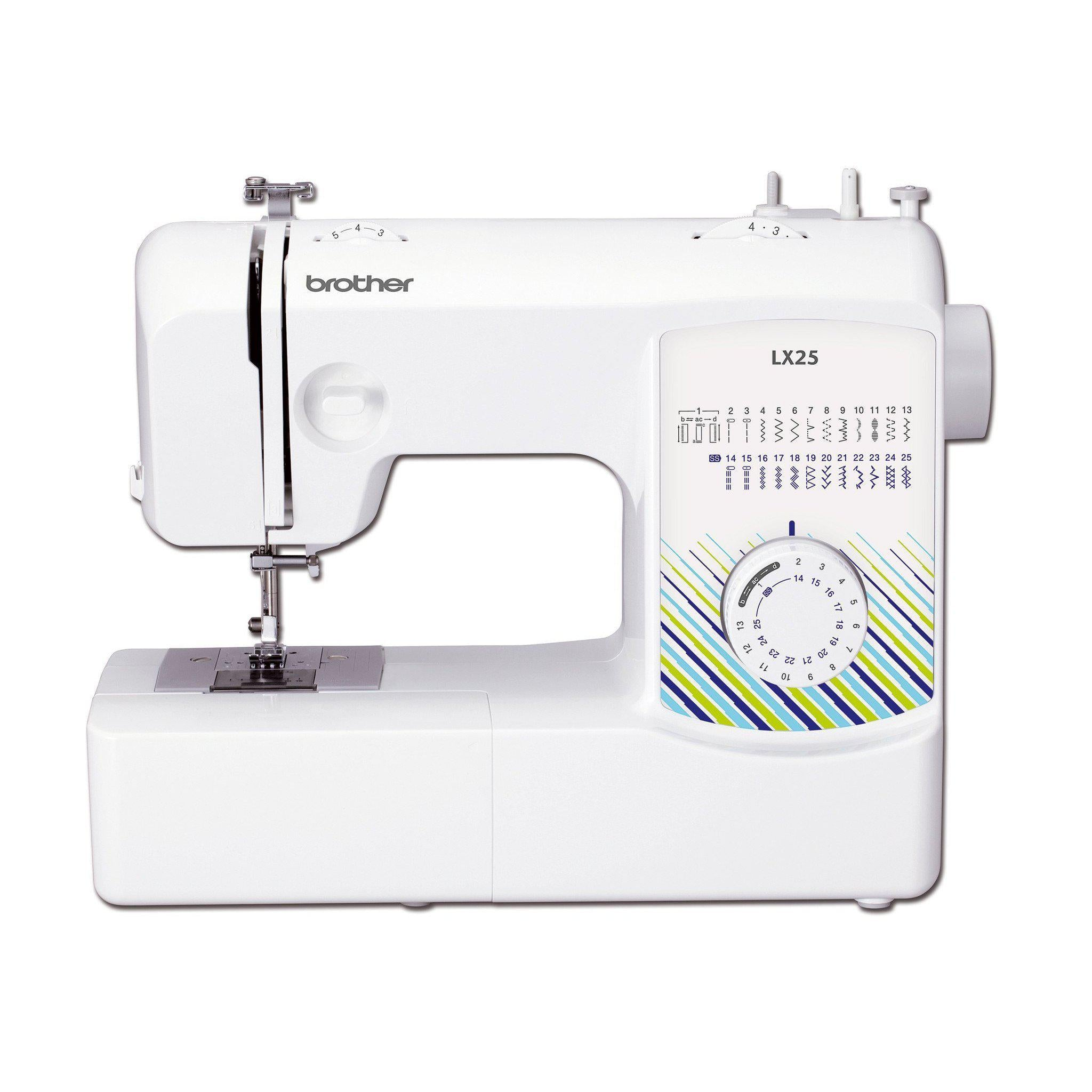 Brother LX25 Sewing Machine Brother Sewing Machines - Fabric Mouse