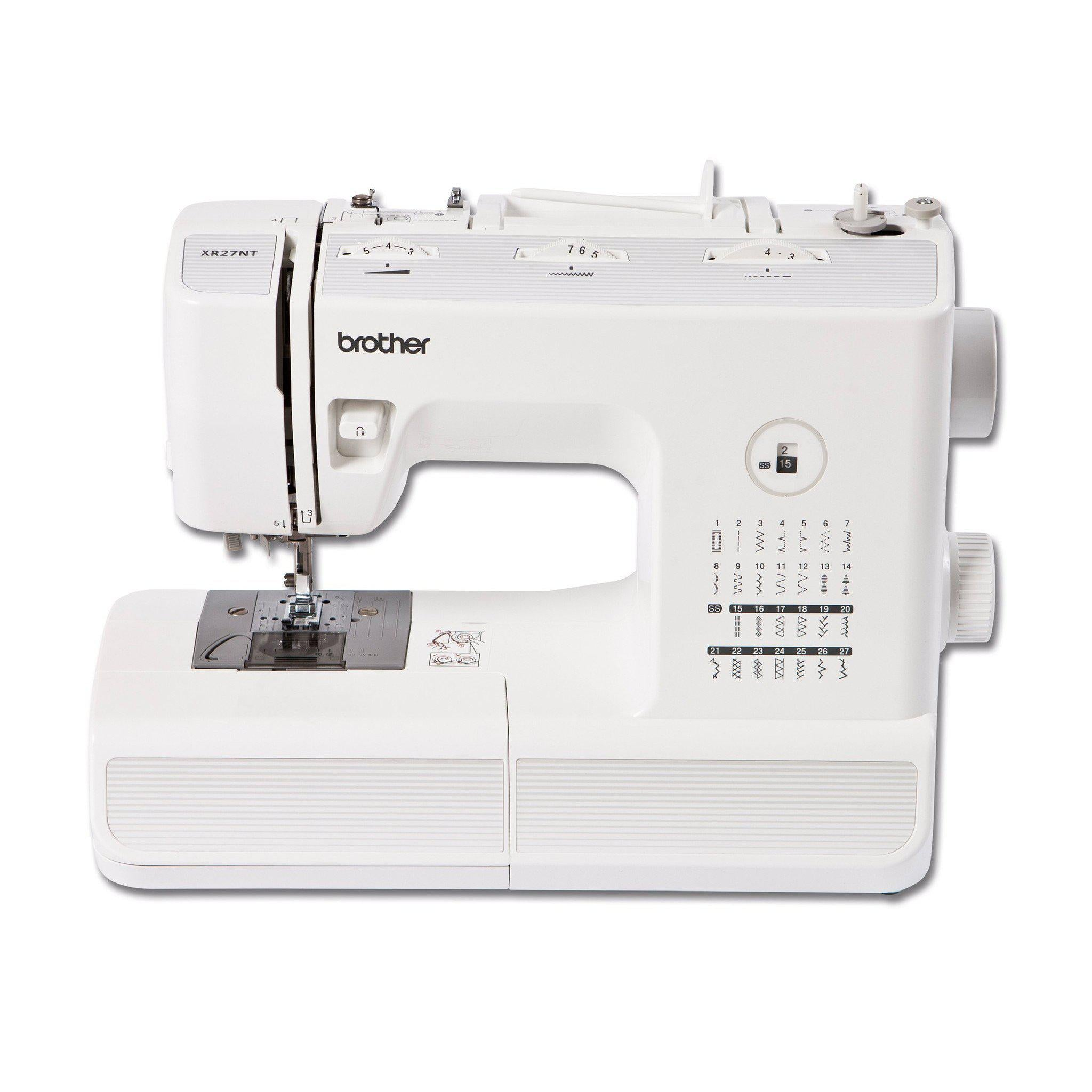 Brother XR27NT Sewing Machine Brother Sewing Machines - Fabric Mouse