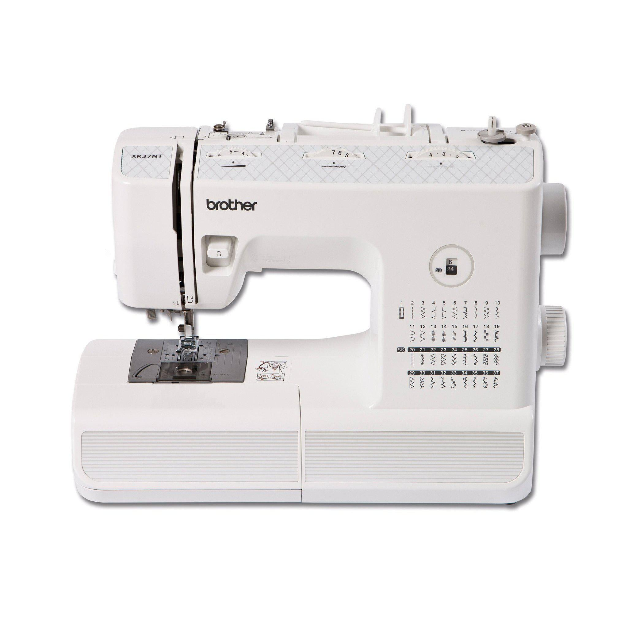 Brother XR37NT Sewing Machine Brother Sewing Machines - Fabric Mouse