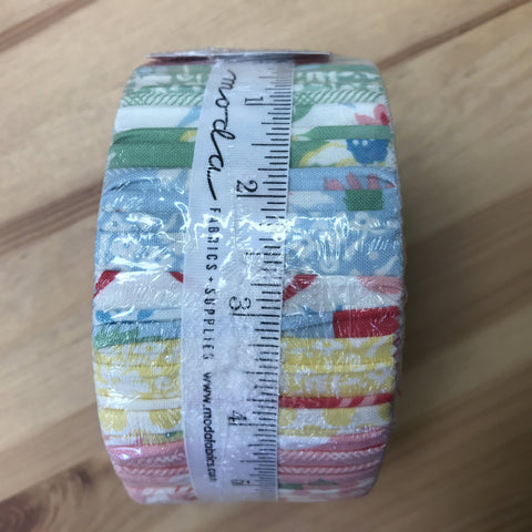 Image of Cheeky Jelly Roll by Moda Moda Jelly Roll - Fabric Mouse