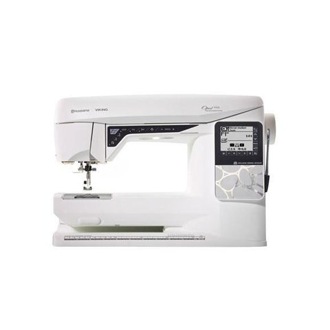 Husqvarna Opal 690Q Sewing Machine Husqvarna Sewing Machines - Fabric Mouse
